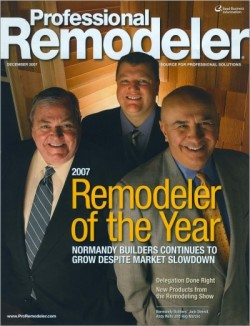 2007 Remodeler of the Year