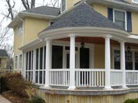 Screened Porches Extend Summertime Fun