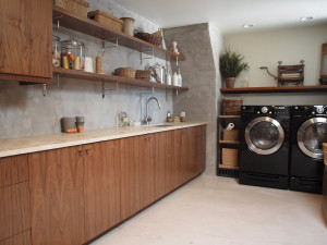 Modern Laundry Room Design