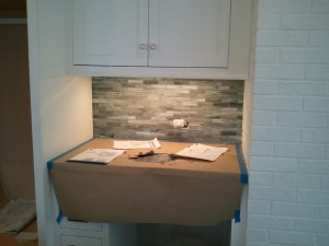 A Touch of Backsplash