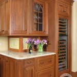 wine and beverage center ideas