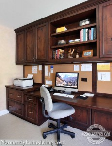 home office cabinetry ideas