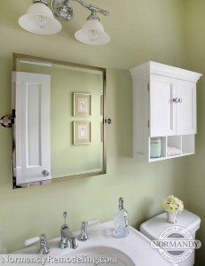 powder room color schemes