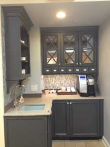 Wall Color With Gray Cabinets