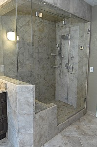 Bathroom Spa Ideas The Steam Shower Normandy Remodeling