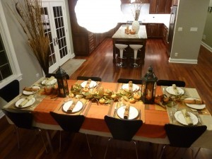 Thanksgiving Tablescape Ideas and Tips