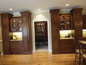 Kitchen cabinets chicago created by Normandy Designer Jennifer Runner AKBD