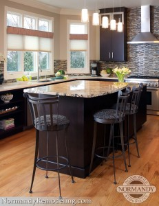 Taking The Kitchen Island To The Next Level Normandy Remodeling