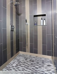 modern bathroom shower