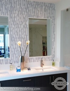 bathroom design by normandy remodeling designer stephanie bryant ckd