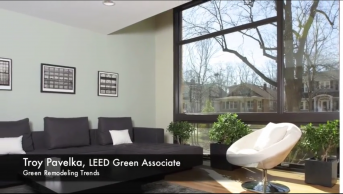 Green home Remodeling Trends