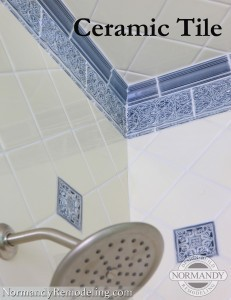 Ceramic vs. Porecelain Tile