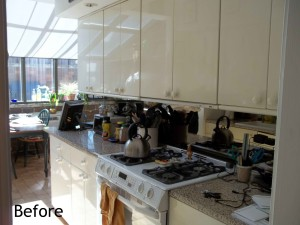 Chicago Kitchen Remodel Before And After Normandy Remodeling