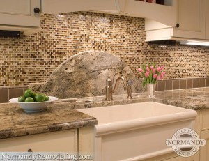 Apron Front Sinks an Increasing Trend in Kitchen Design