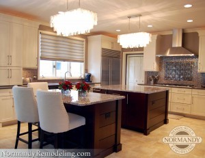 Double Island Kitchen Design Ideas