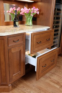 Refrigerator Drawers For Kitchen Organization