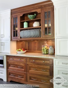 Kitchen Cabinet Mullion Styles