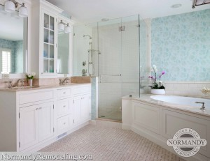 Spa-Like Bathroom Ideas For Traditional Home