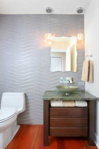 Trout Valley Powder Room Remodel