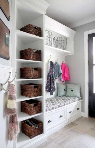 Mudroom for Every Member of the Family