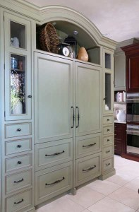 Stained and Painted Cabinets: Now in Color!