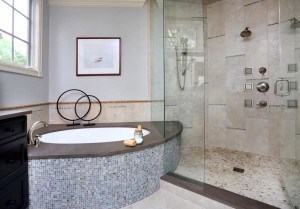 Bathroom Spa Ideas:  The Steam Shower