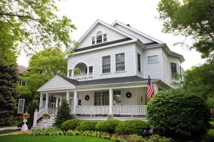 Historic Home Renovation and Addition in the Western Suburbs
