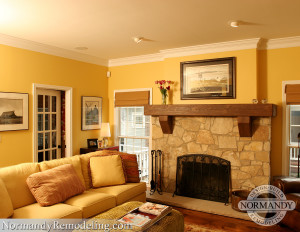 Renovating Your Home: Mastering Fireplace Mantels