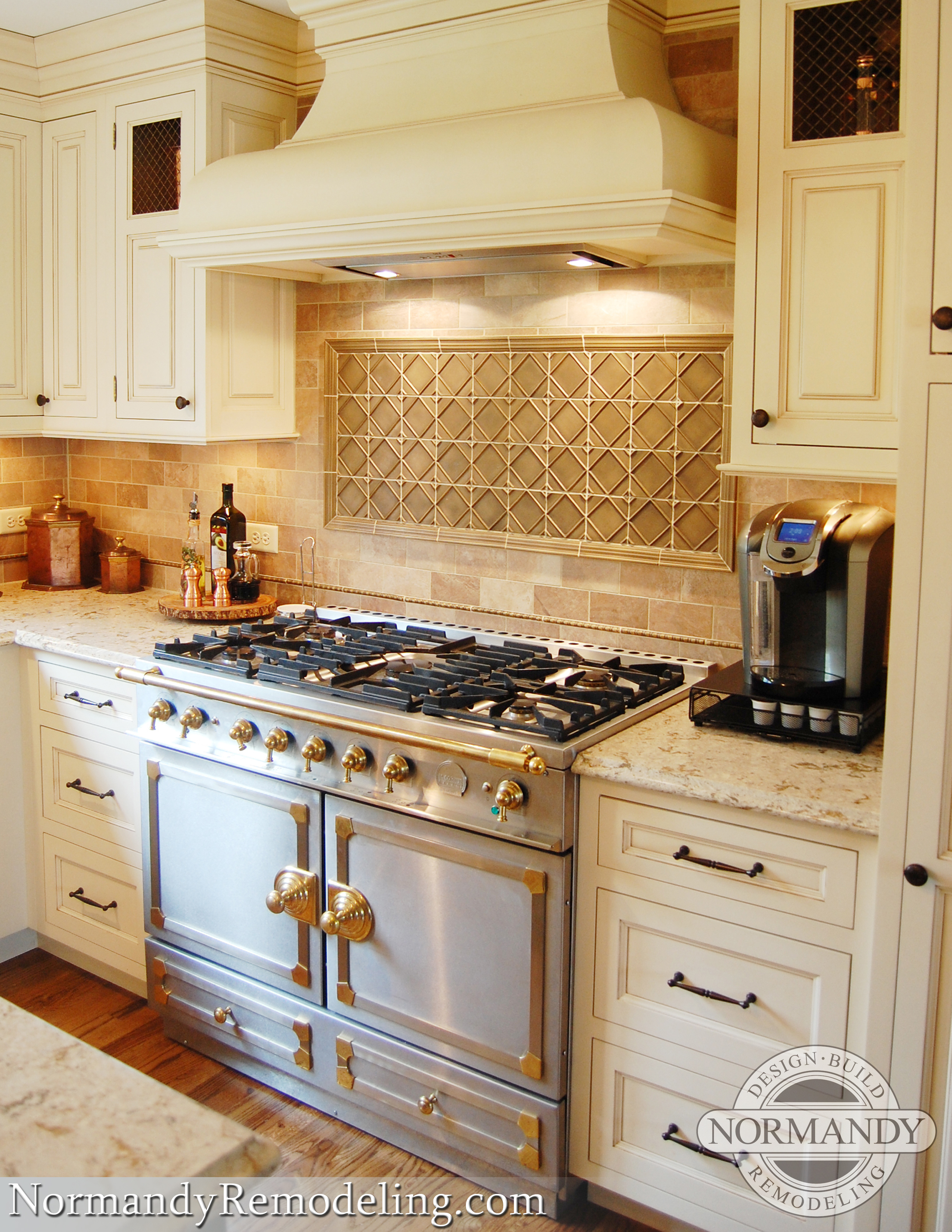 How To Mix Metal Finishes In Your Kitchen Normandy Remodeling
