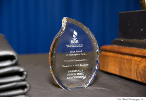 2016 BBB Torch Award for Marketplace Ethics