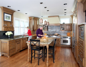 Kitchen Floorplan Basics: What is the Work Triangle?