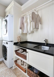 Mudroom and Laundry Room Combo for Efficiency
