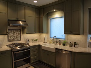 Chicago Kitchen Reconfiguration