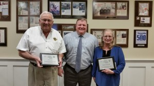 Second Annual Spirit of Normandy Award