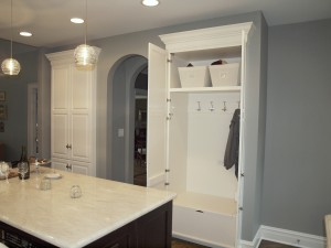Making Your Mudroom Work for You