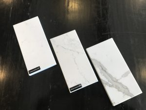 quartz that mimics marble
