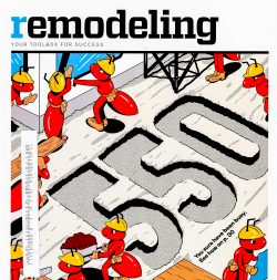 2018 Remodeling Magazine Top 550