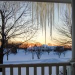 Those Icicles On Your Roof Are Warning You