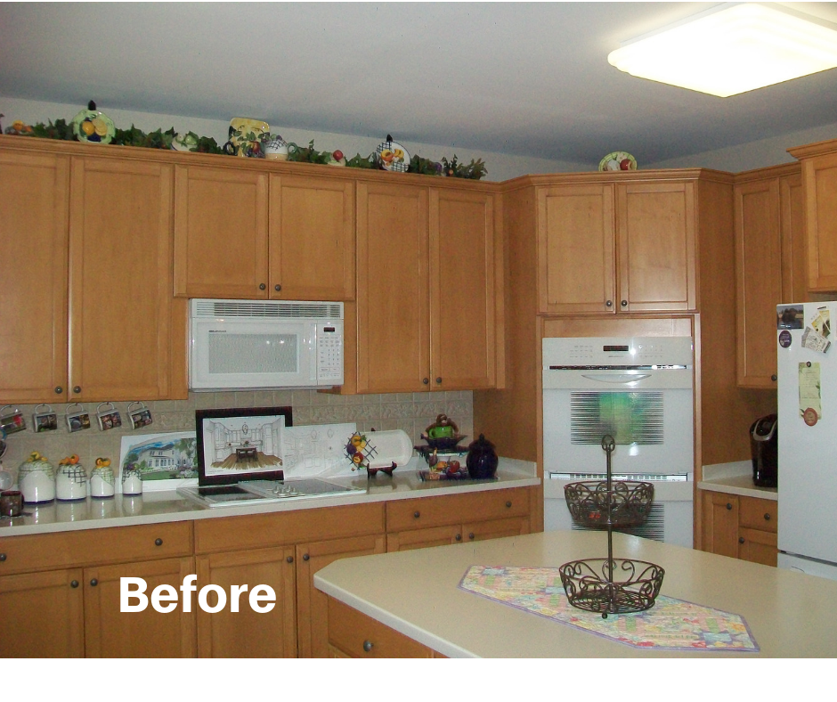 Family Room Additions: Before A Kitchen And Family Room Addition And Remodel