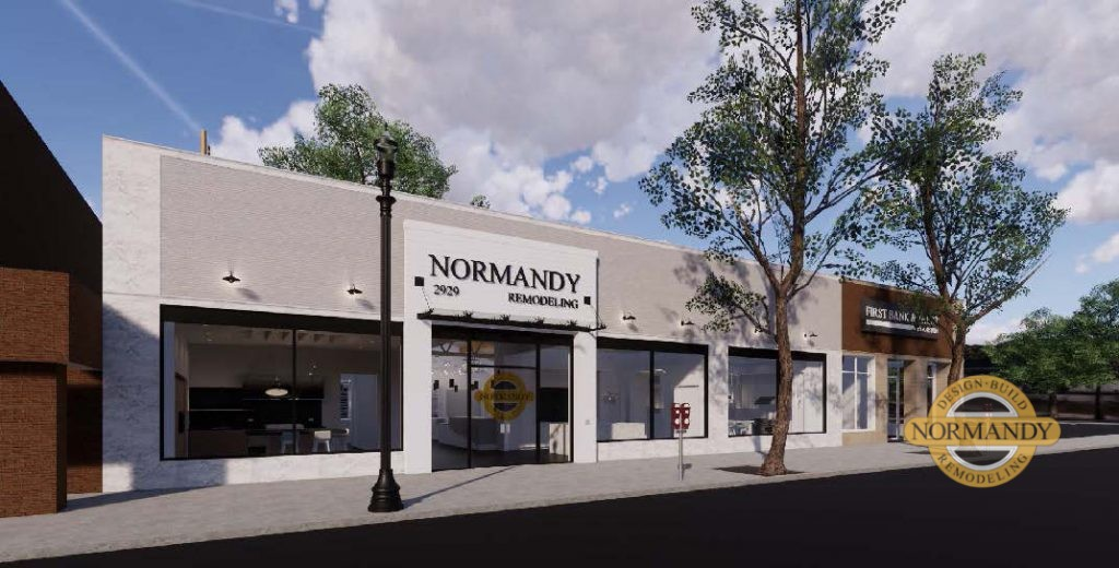 Rendering of Normandy Remodeling North Shore Design Studio