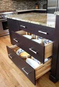 Put your Kitchen Cabinets to Work