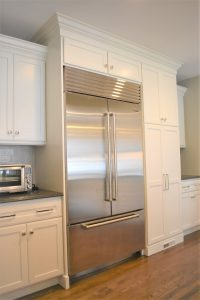 Get the Look of a Built-In Fridge